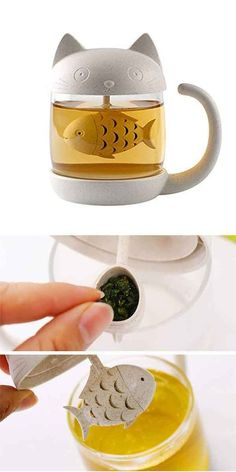 Such an amazing gift! I Cant Wait to have it! I love this cup very much! Cool Gifts, Diy Gifts, Best Gifts, Amazing Gifts, 3d Prints, Christmas Cats, Cool Gadgets, Kitchen Gadgets, Home Deco