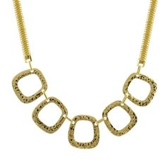 Lonicer Necklace Gold Metal #LuxenterJoyas #LuxenterAfrica