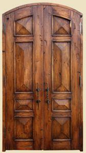 - 9609-01 Arched Door - interior