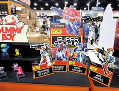 Super7 Does Transformers = AWESOMENESS #SDCC