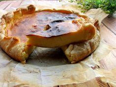 Una pincelada en la cocina: flan parisien