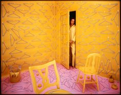 SANDY SKOGLUND, Coathangers 1980. Signed S. Skoglund and numbered 1/20 on verso. Cibachrome,.... - The Spring Contemporary, Stockholm 573 – Bukowskis