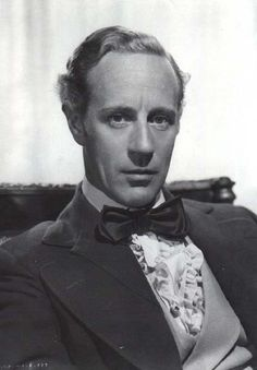Leslie Howard as Ashley Wilkes- I never saw how he was any competition for Rhett.