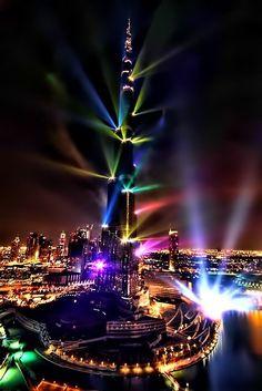 Burj Khalifa, Dubai. | PicsVisit