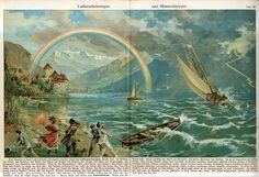 19th Century original Antique Astronomy Print