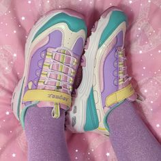 #dejavucat #aesthetic #pastel #mint #lavender #pink #shoes #sneakers #tennisshoes #fairykei #pastelgoth #fashion #clothing #socks #kawaii #cute #kawaiifashion #kawaiiaesthetic #jfashion #harajukufashion #可愛い #パステル