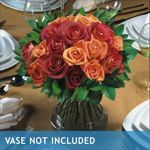 Rose w/Pearl Pins Centerpiece Collection