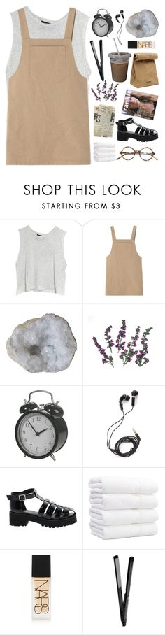 """""""I'm in love with the shape of you"""" by lolalevjesrcna ❤ liked on Polyvore featuring MINKPINK, Jil Sander, DEOS, ASOS and NARS Cosmetics"""