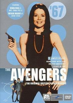 The Avengers (TV Series): John Steed, suave gentleman investigator, teams up over the years with Cathy Gale, Emma Peel and Tara King to solve mysterious cases that baffle the local authorities. This show set the bar in that its male and female leads were equals in every way - each rescuing the other when caught in a jam, and each discovering the vital clues to a case. Emma Peel was my hero when I watched reruns of this in the age of Buffy and Xena. Classic, and not to be missed!