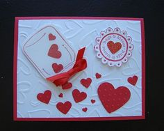 Stampin Up Valentine Cards - Bing Images