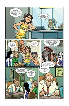 How to find a lawyer as presented by John Allison and Max Sarin Graphic Novels, Lawyer, Anime Art, Studios, Fandoms, Hero, Cartoon, Comics, Drawings
