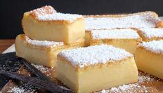Vanilla Custard Magic Cake - Queen Fine Foods