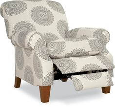 Recliners Woodmont High Leg Recliner by La-Z-Boy at Bennett's Home Furnishings New Living Room, Living Room Chairs, Home And Living, Living Room Furniture, Living Room Decor, Dining Room, Living Room Remodel, Club Chairs, New Furniture