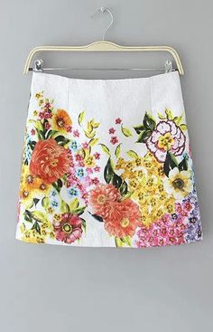 Specifications: Decoration:None Pattern Type:Floral Style:Fashion Material:Cotton,Polyester Dresses Length:Above Knee, Mini Silhouette:A-Line Size Waist Length Hip S 26,52 in (68 cm) 14,82 in (38 cm)