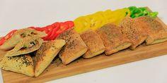فطائر البيتزا الصحية | CBC Sofra | أول قناة طبخ مصرية - pizza or tuna pockets