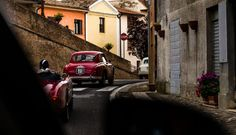 Here's What The Mille Miglia Is Like From The Driver's Seat Of An Alfa Romeo 1900 Touring Superleggera • Petrolicious