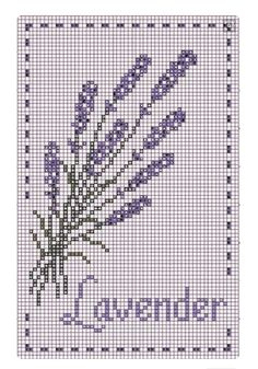 Thrilling Designing Your Own Cross Stitch Embroidery Patterns Ideas. Exhilarating Designing Your Own Cross Stitch Embroidery Patterns Ideas. Lavender Crafts, Lavender Bags, Lavander, Lavender Bouquet, Lavender Sachets, Lavender Flowers, Cross Stitch Charts, Cross Stitch Designs, Cross Stitch Patterns