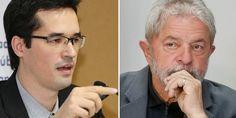 """Dallagnol quer evitar gravação do depoimento de Lula para """"proteger Lula"""""""