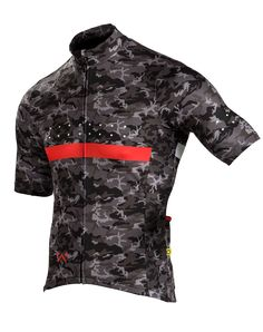 Full Gas Aero / RideCAMO [ B ] Jersey | The Pedla