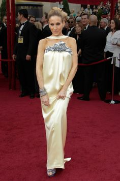 Vogue Daily — Sarah Jessica Parker in Chanel Haute Couture, 2010