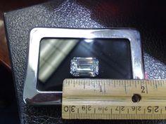 20 Carat – E Color – Internally Flawless – Emerald Cut Diamond