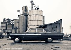 Industrial Developer Starring: '65 Ford Fairlane 500 (by БРАТСТВО)