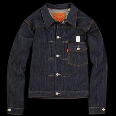 Levi's Vintage Clothing - 1936 Type I Jacket in Rigid
