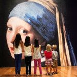 "Show your kids a High time viewing ""Girl with a Pearl Earring"""