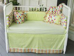 Avery Crib Bedding