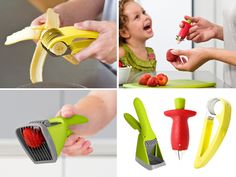 Mother's Helper: Fruits of Your Labor  Boon's new kitchen tools