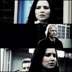 Hunger Games / Catching Fire / Katniss / Haymitch