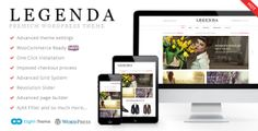 LEGENDA – is super flexible theme, which has fully responsive design for any device. Is a new improved template that includes everything necessary you need for your online store. - See more at: www.WPtized.com