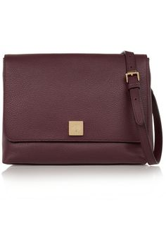 Mulberry | Freya textured-leather shoulder bag | NET-A-PORTER.COM