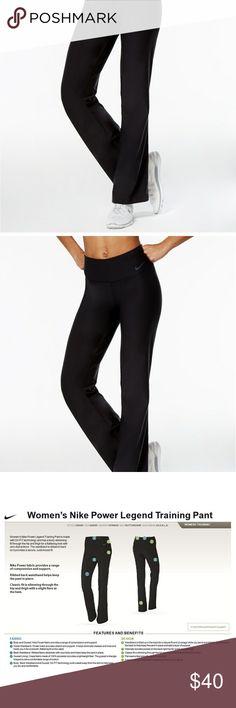 Nike Dri-Fit Legendary Pant,  size S, NICE! Nike Dri-Fit Legendary Pant,  size S, NICE! Nike Pants Leggings