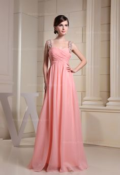 Bridesmaid dress style.