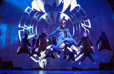 ★★★ - Into the Hoods: Remixed review at the Peacock Theatre, Sadler's Wells – 'retains most of the original's charm'