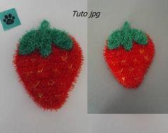 tuto tawashi crochet creative bubble
