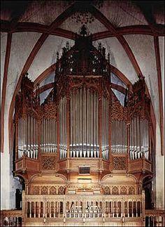 1908 Sauer organ