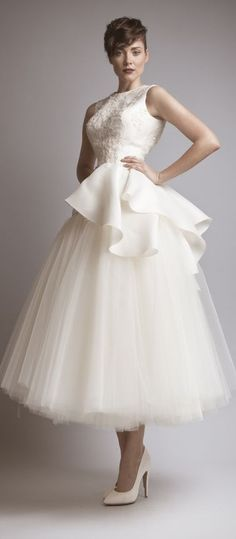 Ashi Studio Couture...my husband and I should get married again so I can wear this :)