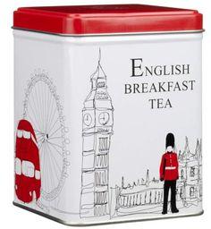 English Breakfast Tea Tin