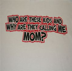 Who are these Kids - T-Shirt