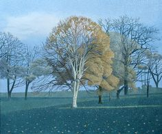 Annie Ovenden, Catching the Light #annie_ovenden #nature_illustration #scenery_illustration