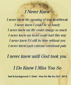 I Miss You Dad, Miss You Mom, Love My Husband, Son Poems, Grief Poems, Love Poem For Her, Missing My Son, Funeral Poems, Remembering Mom