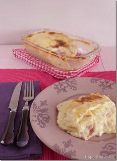 Receta de Gratinado de patata por Espe Saavedra