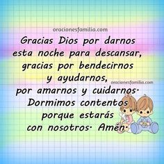 God Prayer, Prayer Quotes, Scripture Quotes, Spanish Prayers, Bible Verses For Kids, Good Night Prayer, Bedtime Prayer, Prayer Warrior, God First