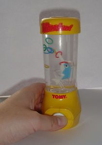 Tomy 1980s whoosher water game