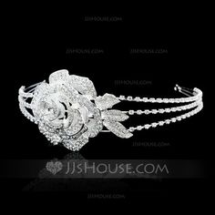 Headpieces - $30.99 - Glamourous Alloy Headpiece (042041722) http://jjshouse.com/Glamourous-Alloy-Headpiece-042041722-g41722?pos=more_items_to_consider_1