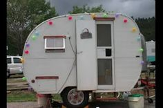 Video of lots of retro campers