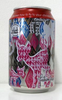 Ivana Helsinki design for Coca-Cola