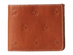 Original Penguin Embossed Wallet
